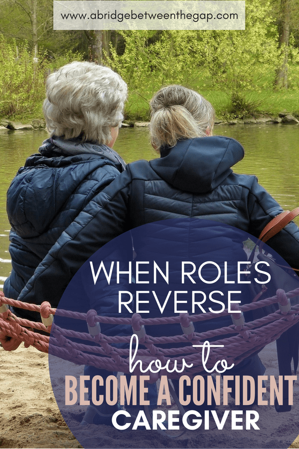 Role reversalin caregiving is probably one of the mostdifficult responsibilities you will tackle. Eliminate chaos and defiance by displaying confidence in your authority as a caregiver.