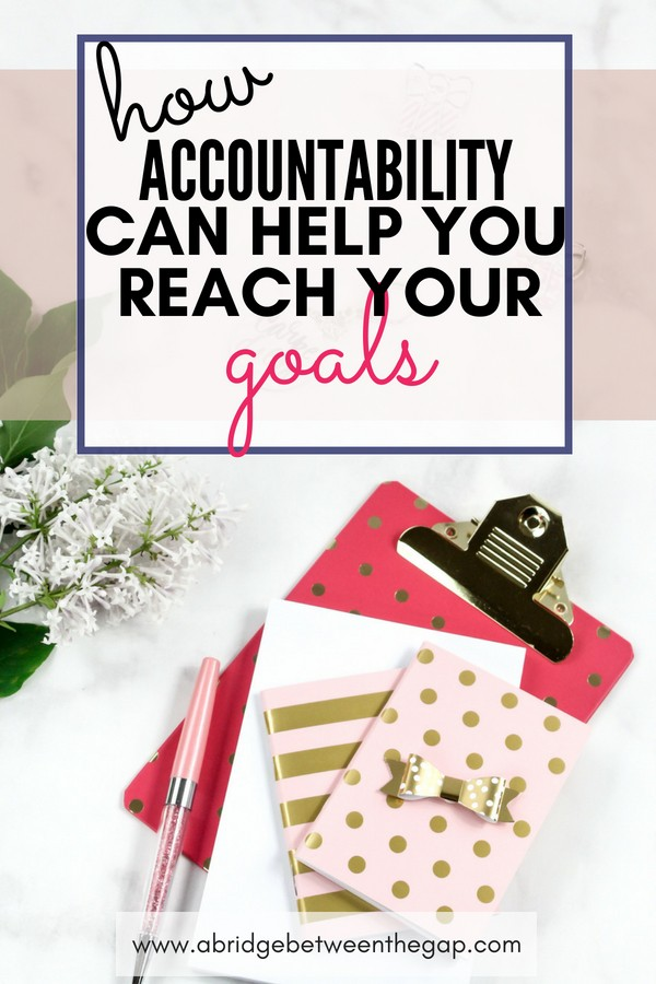 Stay motivated, focused and encouraged by finding accountability for greater productivity in your everyday life and work.