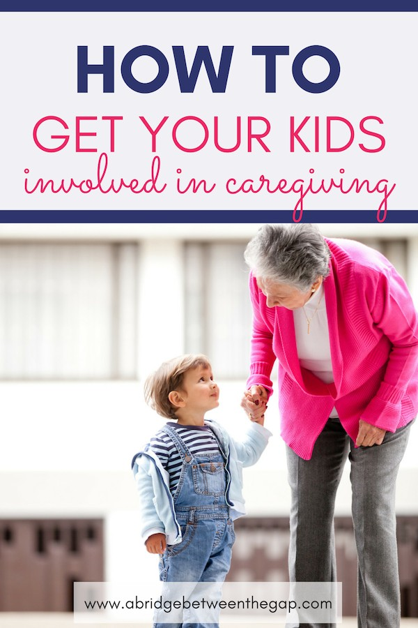 Children make great caregivers when given the opportunity. Discover why it's important to involve kids in caregiving and some ideas on how to do it.