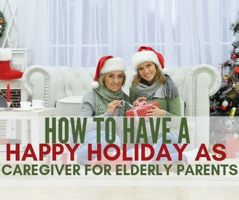 How To Have A Happy Holiday As A Sandwiched Homemaker