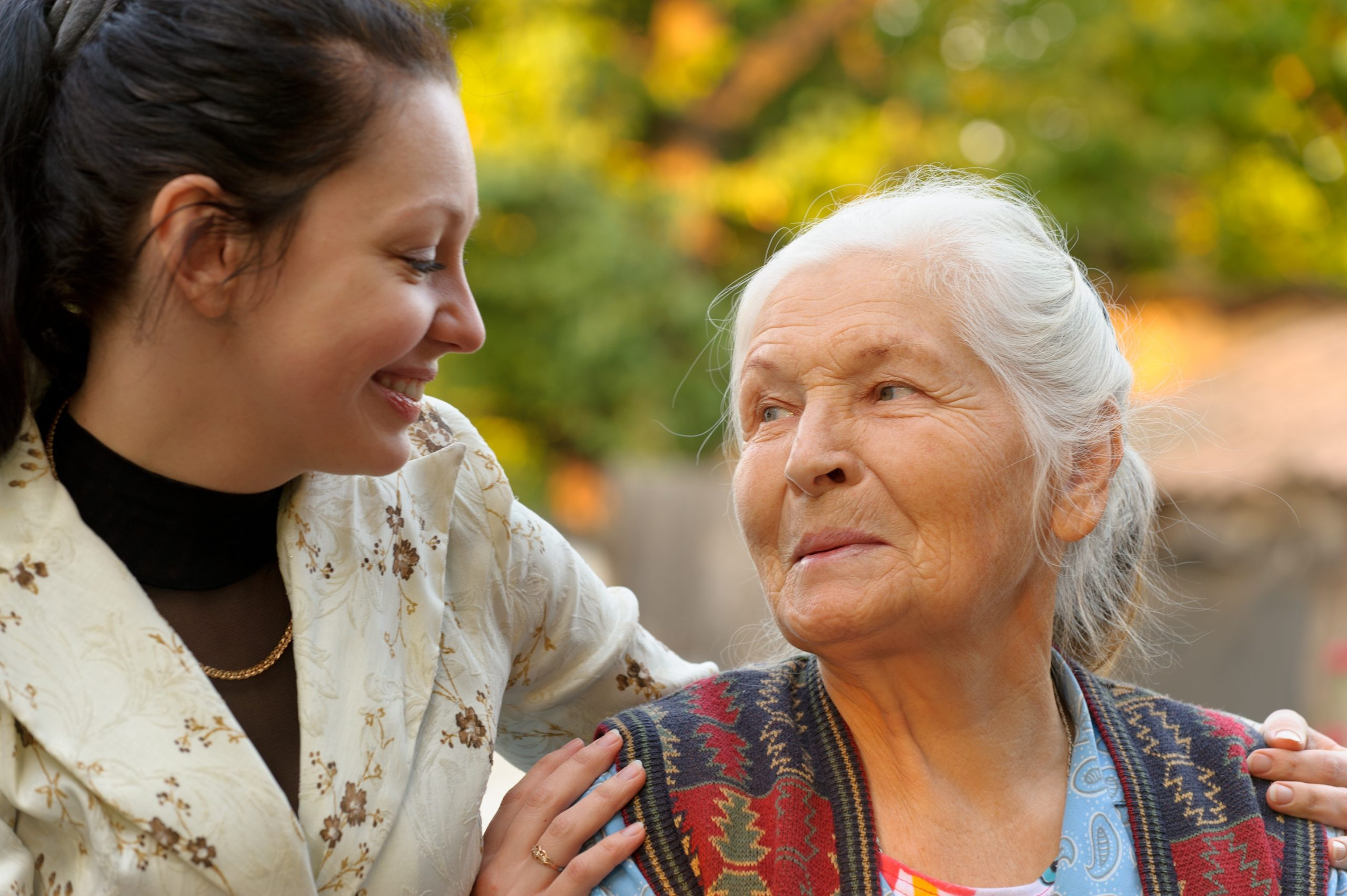 Establishing Your Role As Caregiver