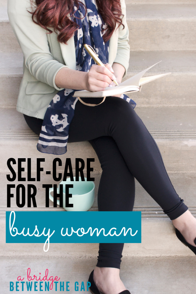 I used to think I could never practice good self-care as a busy wife, mom, and caregiver. Turns out I was making it too hard! #marriage #caregiving #sandwichgeneration #parenting #selfcare