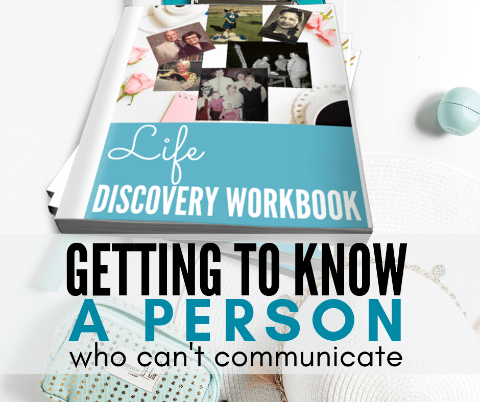 How to Get to Know Someone Who Can't Communicate