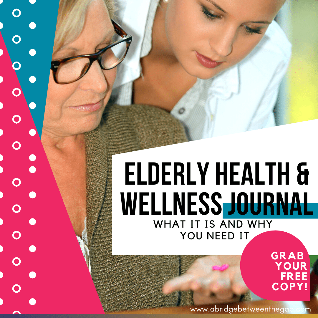 Elderly Health and Wellness Journal | What It Is and Why You Need It