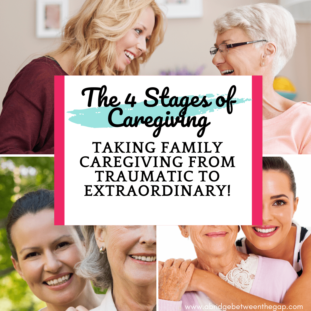 Are You Prepared to Be A Caregiver? The 4 Caregiving Stages