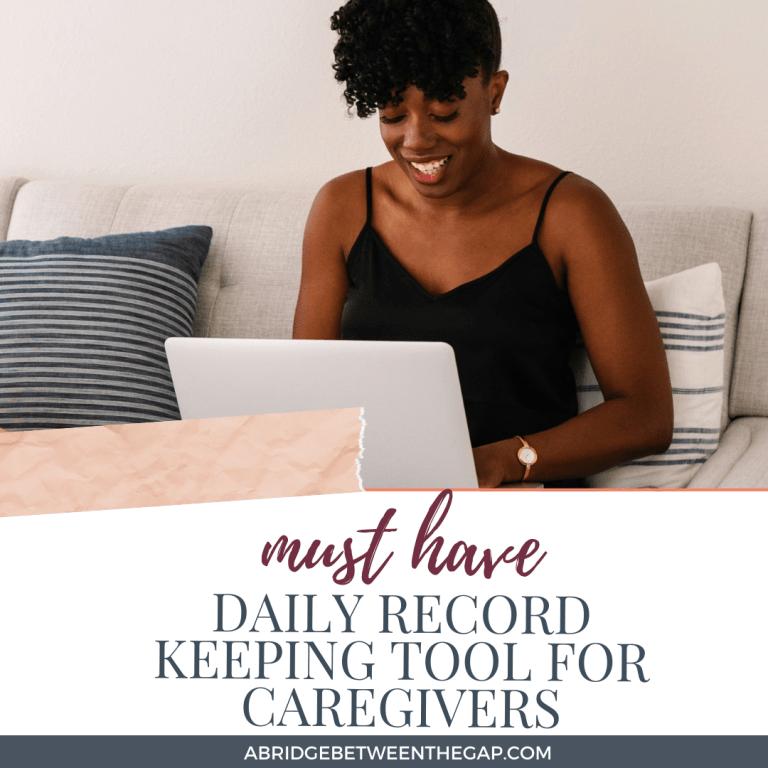 Review: Simple Daily Respite Care Sheet